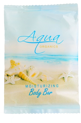 Aqua Organics Hotel Body Bar Soap, 1.5 Oz., Pure Aloe and Organic Olive Oil, (Case of 500) starting at $53.17 cs