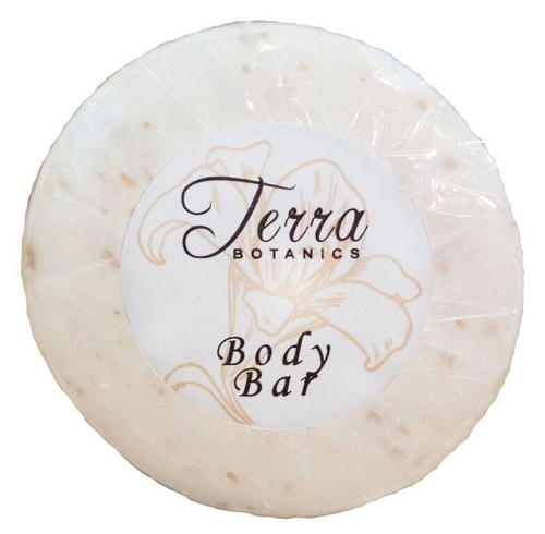 Terra Botanics Facial Soap, Pleatted wrapped, 30 gm./1.06 oz. With Organic Honey And Aloe Vera (Case of 350) starting at $57.22 cs
