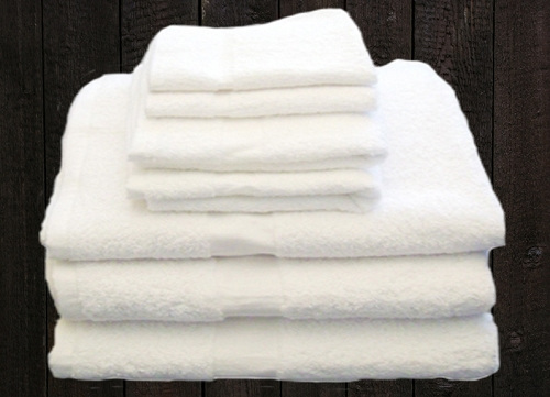B Grade Slight Irregular Hotel Motel Bath Towel 100 Cotton