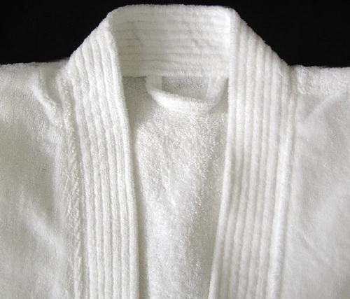 Bathrobe, Terry 100% Ringspun Cotton, Kimono, 48 x 60