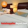 HOTEL / MOTEL Percale T-180 Twin Flat Sheets 66