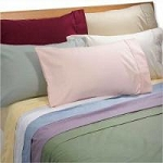 Thomaston Mills, T-180 QUEEN Percale Pillow Case 42x36