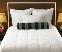 QUEEN-HOTEL-CASINO DUVET INSERT , Baffle Box Design, Micro Gel Fiber Insert, 230 Tc Cotton Cover, starting at $49.95 Ea.