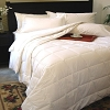 Piped Edge-Hotel Classic White Down Alternative Comforter/Duvet Insert Year Round Filled, QUEEN-90x89