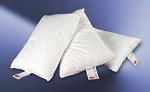 Non Flattening, Fossfill 2 Hospitality Pillow Soft Fill, 180 TC, King 34oz. fill. SET OF 2 PILLOWS, Made in USA. (low as $38.75 ea)