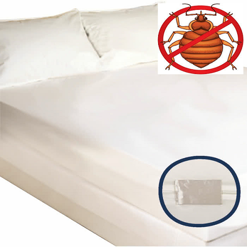 The Bedbug Solution Elite Zippered up to 9 Inch Deep, FULL 54x75
