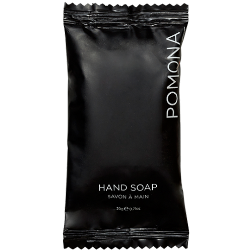 Pomona Spa/Hotel Soap 22gm (saddle Sachet Wrap, Case Of 300 (low as $0.151 each)