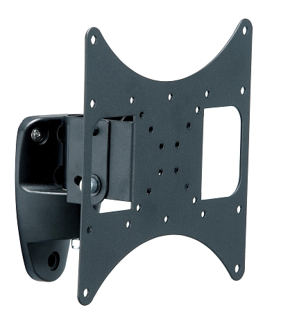 HEAVY DUTY  Hotel TILT and PAN WALL MOUNT (For Flat Screen TV). Fits Size 22-37