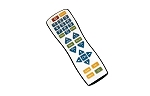 Hotel ANTI-MICROBIAL TV REMOTE CONTROL, 1 YR Warranty. As low as $12.00