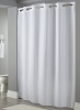 LITCHFIELD-STALL SIZE 100% Polyester Shower curtain, 42x74