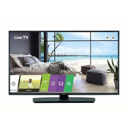 43 inch LG 43LT560H0UA Hospitality Senior Living TV, Pro:Centric Hotel Management Solution, EzManager Pro:Idiom