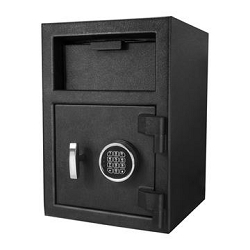 BARSKA OPTICS DEPOSITORY KEYPAD SAFE DX-200 STANDARD by Barska