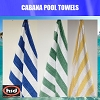 WHOLESALE RESORT-HOTEL CABANA POOL/BEACH Towels, 30
