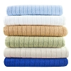 100% Soft Cozy Warm Premium Cotton All Seasons Blanket– (6 Solid Colors)  King 108x90
