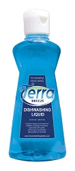 Vacation Rentals-Condominium-AirBnB, TERRA BREEZE Liquid Dish Detergent Powder-3.5 oz Bottle Flip Cap Packet (Case of 72)