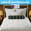 COMFORT-LITE, White Down Alternative Hotel Duvet/Comforter, T210 Cotton, Washable, Medium Fill, KING  (low as $44.19)