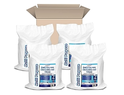 GERMISEPT Multipurpose Gym & Wellness Center Cleaning Wipes refills, 4 per case, $35.49. Total  3200 Wipes,  4 x  800 Wipes Case