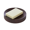Steeltek® Hamilton Collection, ROUND SOAP DISH (Natural Wood Grain Design) Low as $7.45 Each