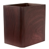 Steeltek® Hamilton Collection, WASTEBASKET 7 QUART (Natural Wood Grain Design) Low as $37.75 Each