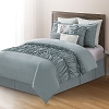 10 Piece Comforter Set Bed in a Bag Bedding King Size, (Blue) Home Quality, Starting at $91.20 each