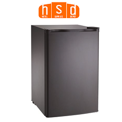 Lodging Star 320007N: 3.6 Cu.Ft. Compact  Hotel Mini Refrigerator without Freezer , Black, Low as $165.60 ea.