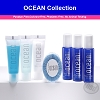 OCEAN Collection, Hotel Round Facial Soap (Clear Pleatted wrap)