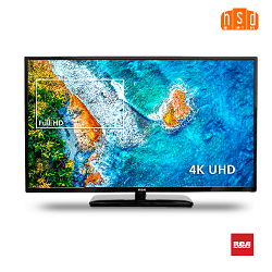 J43PT1440: 43in Pro:Idiom Hospitality 4K HDTV featuring an ultra-slim bezel, USB cloning capability and 4K Ultra-High Definition