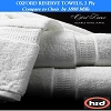 OXFORD RESERVE HOTEL RESORT UPSCALE SPA -100% Combed 2 Ply Cotton, Wash Cloth 13x13