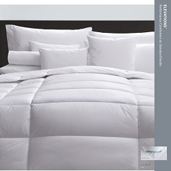 Queen: Luxury Hotel ELEVATIONS COMFORTER, by Standard Textile, 3 Distinct tones of fill, corded Piping all around, starting at $89.00, 2+
