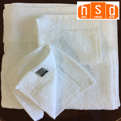 Wholesale WHITE SAND, Wash cloths 12x12