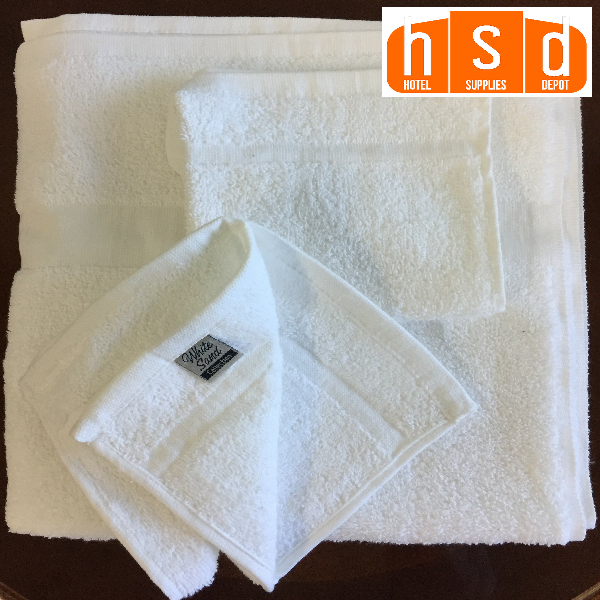 Wholesale WHITE SAND, Hand Towels 16x27