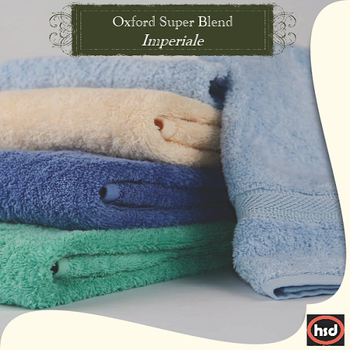 Oxford Imperial LUXURY Ring Spun Cotton, Hand Towel 16