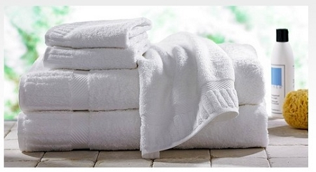 OXFORD RESERVE SPA Towel - 100% Super PIMA Cotton, Piano European Design, Bath Mats 22x36