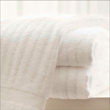 Luxury SPA Hotel Stripe/Rib Style Terry Towels by Standard Textile, Bath Towels Size: 30