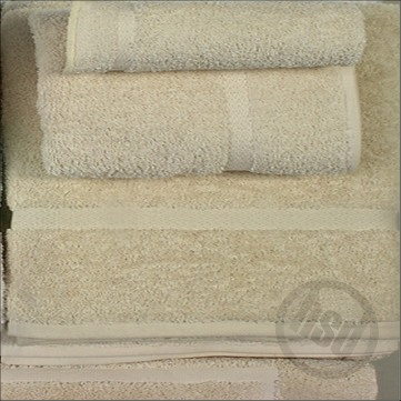 SAND Collection 100% RING SPUN Cotton, BEIGE Wash Cloth, 12x12