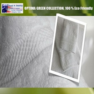 "American Made: Optima Towel Collection: 100% Eco-Friendly Pre-Consumer Regenerated Cotton, Luxury Long Staple Sumptuous: Bath Mats, 22x34"" 10.0 lb, White (low as $4.65 ea)"