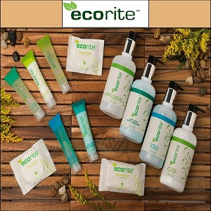 Hotel-Resort SPA Ecorite Green Collection, 30ml. Shampoo Tube, 288/case (as low as $ 58.14, 3cs+)