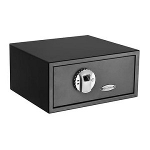 BARSKA OPTICS BIOMETRIC STANDARD FINGERPRINT SAFE by BARSKA
