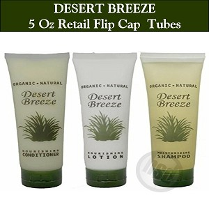 5 oz/148 ml RETAIL TUBE, HOTEL-EARTH Conscious Desert Breeze CONDITIONER, FLIP CAP (Case of 60) Low as $ 62.85/Cs