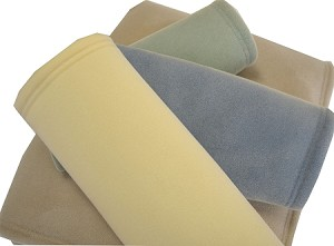 DELLUX (Compares to Vellux) Warmth of Wool Hotel Blanket, 100% Nylon, King:108