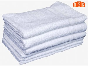 Unwashed Towels