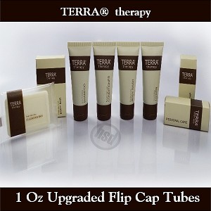 TERRA therapy SPA Collection- Replenishing Conditioner, 1 Oz./30 ml Tube with Flip Cap-Enriched Olive Oil, Pure Honey and Natural Aloe Vera (Case of 300), starting at $67.40 cs